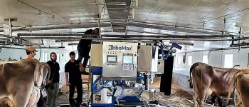 Robomax installed in Manitoba
